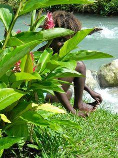 A favourite shot of mine from Vanuatu. #greatwalker