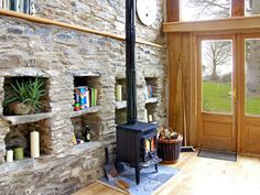 Detached Barn Conversion for 2 - Ashbourne Ireland Holiday, Houses In France, Small Barns, Tiny House Nation, Irish Cottage, Cottage Renovation, Stone Barns, Organic Architecture, Tiny House Plans
