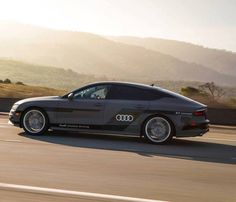 Audi Sent a Self-Driving A7 From Silicon Valley to CES in Las Vegas – Again