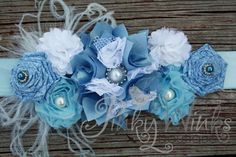 51 Ideas baby shower cake for girs belly blue Distintivos Baby Shower, Shower Bebe, Baby Shower Cakes, Baby Shower Themes, Baby Shower Gifts, Shower Ideas, Maternity Sash, Fancy Schmancy, Making Hair Bows