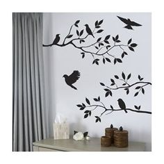 bird decals