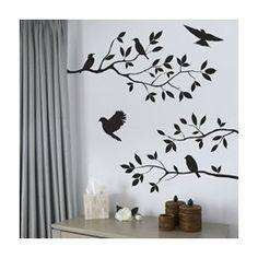 bird decals