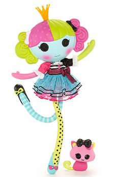 Lalaloopsy Lala Oopsie Doll Princess Saffron is new for One of the 4 Oopsie dolls that like to dance and twirl. Little Princess, Princess Peach, Lalaloopsy Party, Strawberry Milk, Colourful Outfits, Toy Store, Box Art, Doll Accessories, Birthday Party Themes