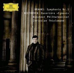 BEETHOVEN »Egmont« Overture Thielemann - Deutsche Grammophon