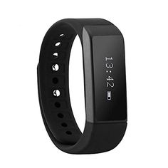 Fitness Trackers  Nextshine Activity Tracker Bluetooth 40 Pedometer with Multifonctions Black <3 This is an Amazon Associate's Pin. Click the VISIT button to view the details on Amazon website.