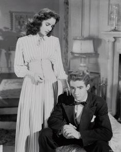 Elizabeth Taylor & Scotty Beckett