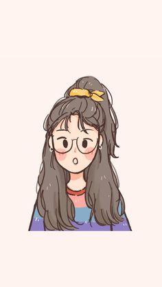 Cartoon Art Styles, Cute Art Styles, Mini Drawings, Cartoon Drawings, Character Art, Character Design, Dibujos Cute, Cute Cartoon Wallpapers, Korean Art
