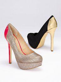 The Supermodel Pump - Colin Stuart® - Victoria's Secret