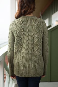 569f88b222eb62 McKenna Cardigan - Knitting Patterns and Crochet Patterns from  KnitPicks.com by Knit Picks Design Team On Sale