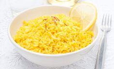 Mango-Curryreis - schnelles Rezept