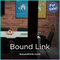 A lovely name, Bound means 'walk or run with leaping strides'. The term Bound indidcaes growth and progress whereas Link refers to you as the catalyst for that growth. Very relevant and modern name. Modern Names, Business Names, Motion Design, Moving Forward, Marketing, Link, Ideas, Move Forward