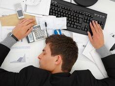 Синдром хронической усталости возникает из-за неправильного обмена веществ