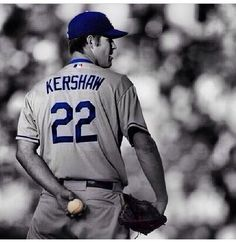 LA Dodgers. Clayton Kershaw. Such an incredible athlete. I would love to meet him and his wife one day.