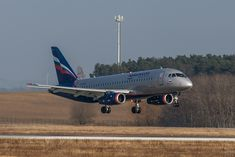 Sukhoi Superjet 100, Russia, Aircraft, The 100, Aviation, Planes, Airplane, Airplanes, Plane