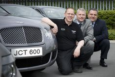Dewsbury man becomes one of only three Bentley Master Technicians in the world