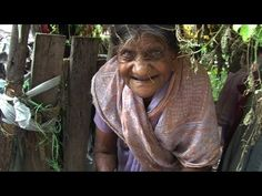 Malu - has lived as a beggar for 20 years because of the stigma of leprosy.