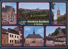 Great Annaberg Buchholz Erzgebirge
