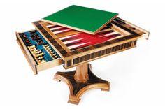 Lüks Ve İşlevsel Bir Oyun Masası | Knote Dergisi