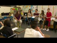 Middle School Digital Citizenship lessons
