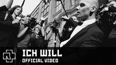 Rammstein - Ich Will (Official Video). Warning, some viewers may find this video disturbing.