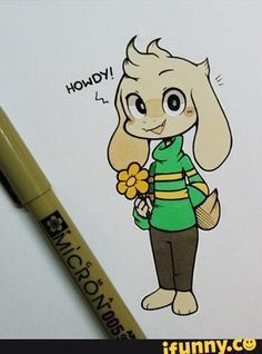 Image result for asriel cute undertale