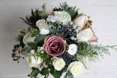 eryngium wedding bouquets - Google Search