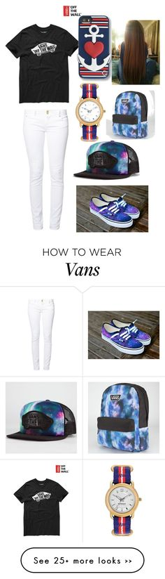 """""""vans"""" by kimmy200red on Polyvore"""
