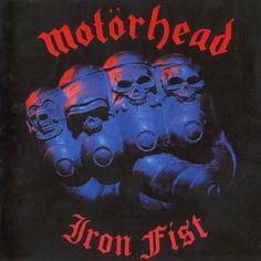 Caratula Frontal de Mot�rhead - Iron Fist