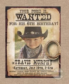 9286e0be7335d3e95c796861f9292b6d cowboy party birthday invitations free printable wanted poster invitations invitations kids,Wanted Poster Birthday Invitations