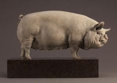 Nick Bibby, Bronze Wildlife Sculptures