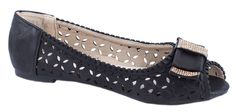 Balerini - Balerini negri de dama 181-10N - Zibra Wedges, Shoes, Fashion, Moda, Zapatos, Shoes Outlet, Fashion Styles, Shoe, Footwear