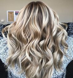 Ashy blonde for fall