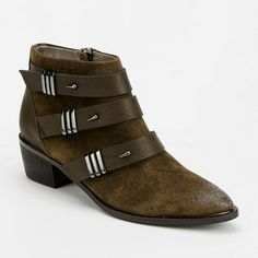 This Suede Bootie Will Have You Craving Cooler Weather