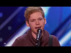 Chase Goehring: Songwriter With ORIGINAL HIT 'HURT' Will WOW You | America's Got Talent 2017 - YouTube