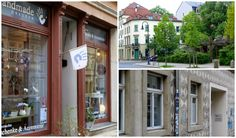 Dresden - Hechtviertel - Shop für handgefertigte Produkte - Handmade Dresden