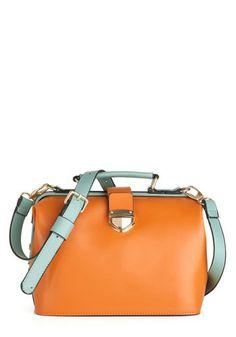 Bright Lights Big Citrus Bag, #ModCloth $70