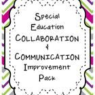 What's one of the greatest challenges faced by special educators?  Clear, consistent, and effective communication and collaboration!This commun...