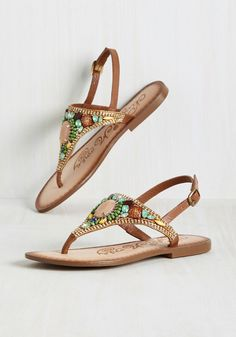 3134ae64e9b Business Before Treasure Sandal. Buckle into these boho-inspired sandals  first thing in the