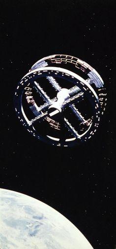 2001 A space Odyssey. Kubrick. Sci-Fi.