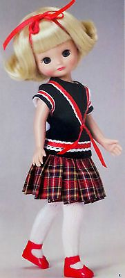 TONNER-8-INCH-05-TINY-BETSY-FANCY-FLIP-RARE-NEVER-REMOVED-NEW-PRISTINE-2005