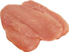 La poitrine est une viande blanche et maigre, vous pouvez la couper en escalope (fine tranche mince), en lanière ou encore en cube pour un sauté. Les escalopes peuvent être roulées et farcies ou encore panées et cuites à la poêle ou au four. Il s'agit d'une excellente idée de recette rapide puisque la minceur de la tranche fait qu'elle se cuit rapidement! #Ferme #SaintVincent #Viande #Biologique #Escalope #Poulet