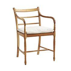 Teak Colonial Chair $349