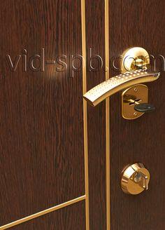 Входная дверь Stardis Gold (замки и фурнитура) 02