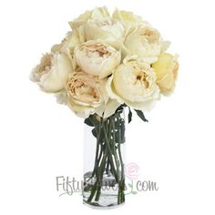An option, just in case peonies aren't available (mother nature can be fickle)Classic Woman Garden Rose1 250 b347848b