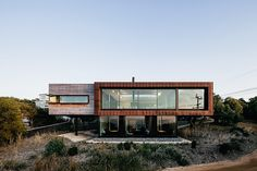 Dame Of Melba House   Photographed by Seeley Architects