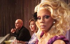 RuPaul Doesn't Dress In Drag To Enrich Lives or Inspire Gays Drag Queens, Rupaul Quotes, Drag Racing Quotes, Rupaul Drag Queen, Trixie And Katya, Look Girl, Celebs, Celebrities, Reaction Pictures