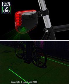 Light Lane: seguridad en un accesorio para bicicletas | CicloMag.com