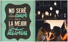 Globos de luz, globos de cantoya, ideas originales para bodas y eventos. www.globosdeluz.com