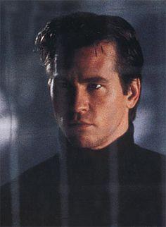 Val Kilmer's haunted socialite Bruce Wayne