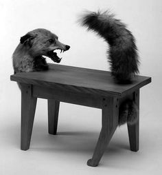 23 best art meret oppenheim images meret oppenheim artists contemporary art - Victor brauner loup table ...